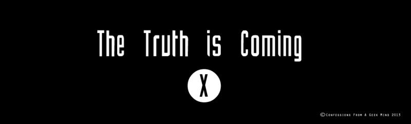X-Files Announcement
