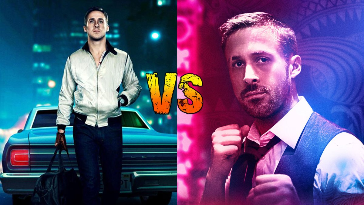 Movie Showdown: Drive vs. Only God Forgives