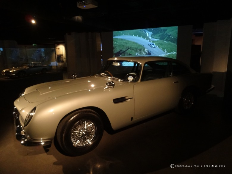 Bond in Motion - Aston Martin