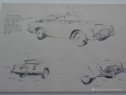 Bond in Motion - Concept Art - Aston Martin