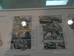 Bond in Motion - Storyboards