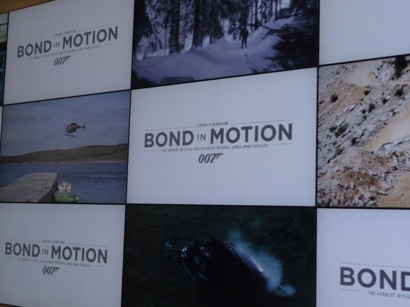 Bond in Motion