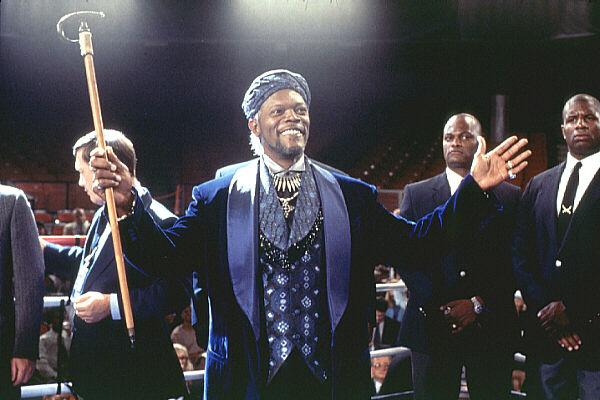 Samuel L. Jackson - The Great White Hype