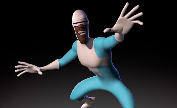 Samuel L. Jackson - The Incredibles