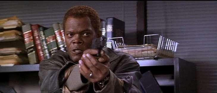 Samuel L. Jackson - The Negotiator