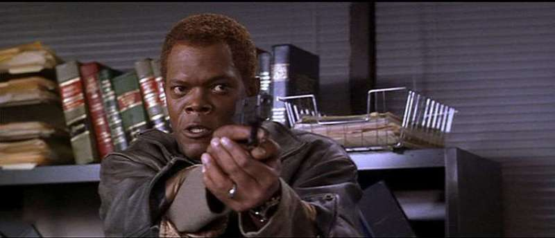 Samuel L. Jackson - The Negotiator