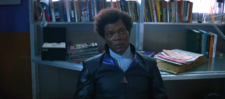 Samuel L. Jackson - Unbreakable
