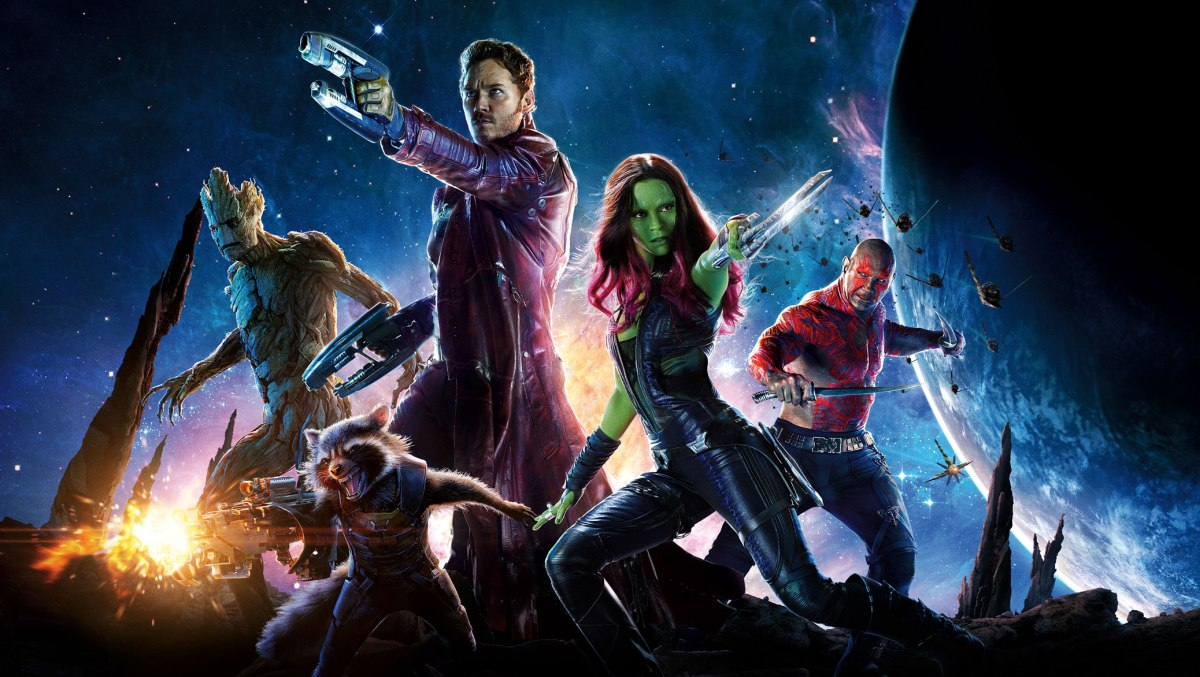 """Ain't no thing like me, except me!"" – Guardians of the Galaxy Review"