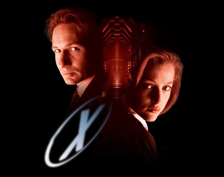 The X-Files Fight the Future