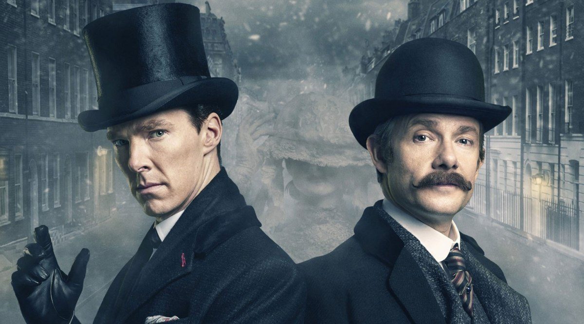 """Dead is the new sexy."" - Sherlock: The Abominable Bride Review"
