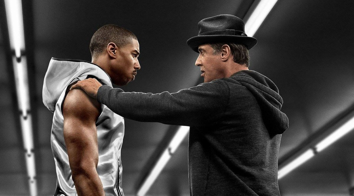 """One step at a time. One punch at a time. One round at a time."" - Creed Review"