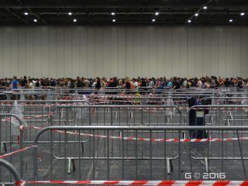 Long queues