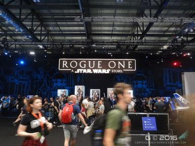 Rogue One exhibit