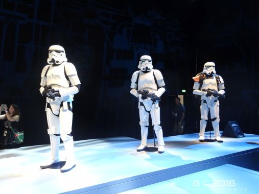 Classic Stormtroopers from Rogue One