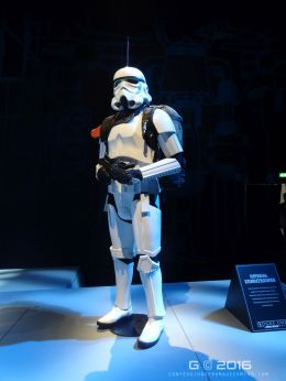 Classic Stormtrooper from Rogue One