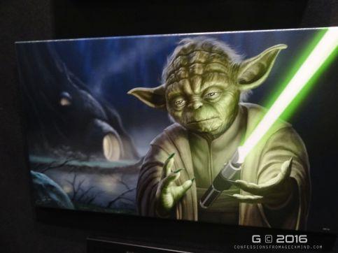Yoda art
