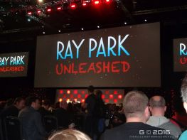 Ray Park panel