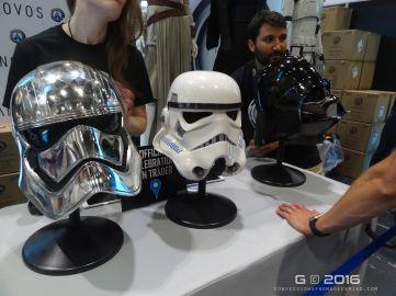 Helmets!