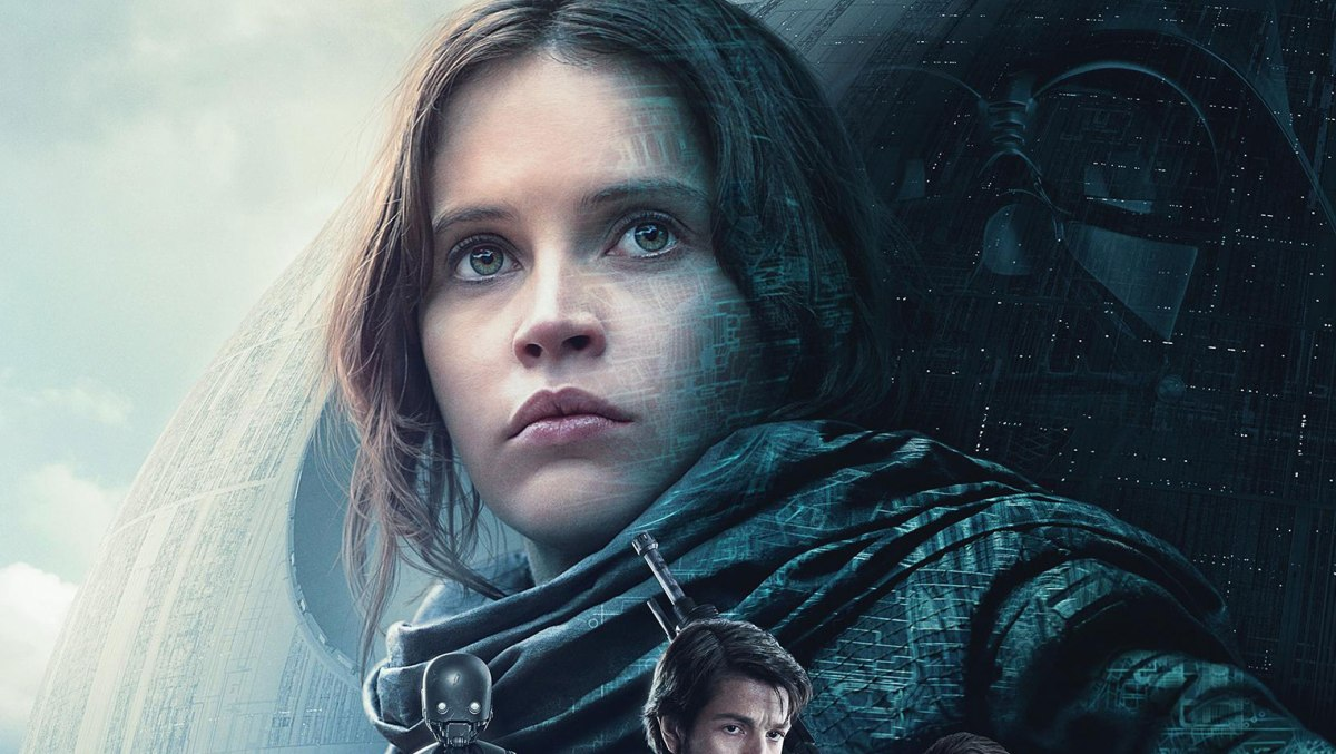 """Save the Rebellion! Save the dream!"" - Rogue One: A Star Wars Story Review"