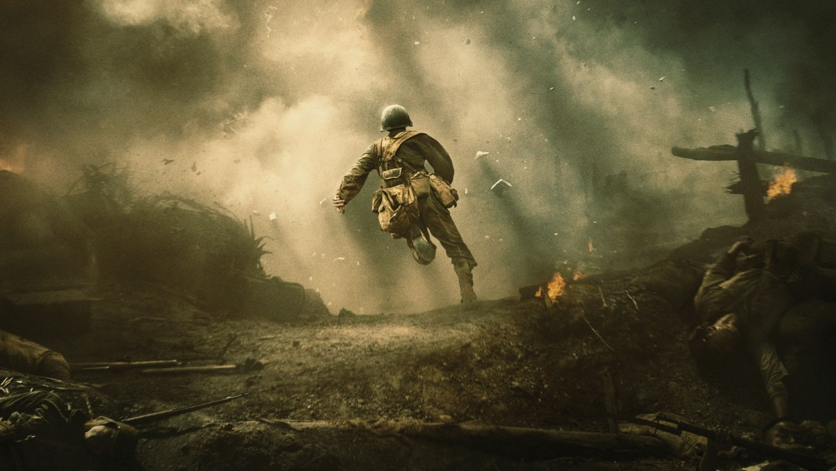 """Help me get one more."" - Hacksaw Ridge Review"
