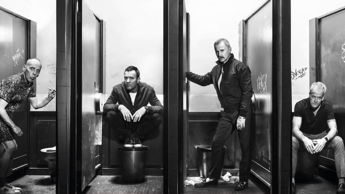 """So what have you been up to for 20 years?"" - T2 Trainspotting Review"