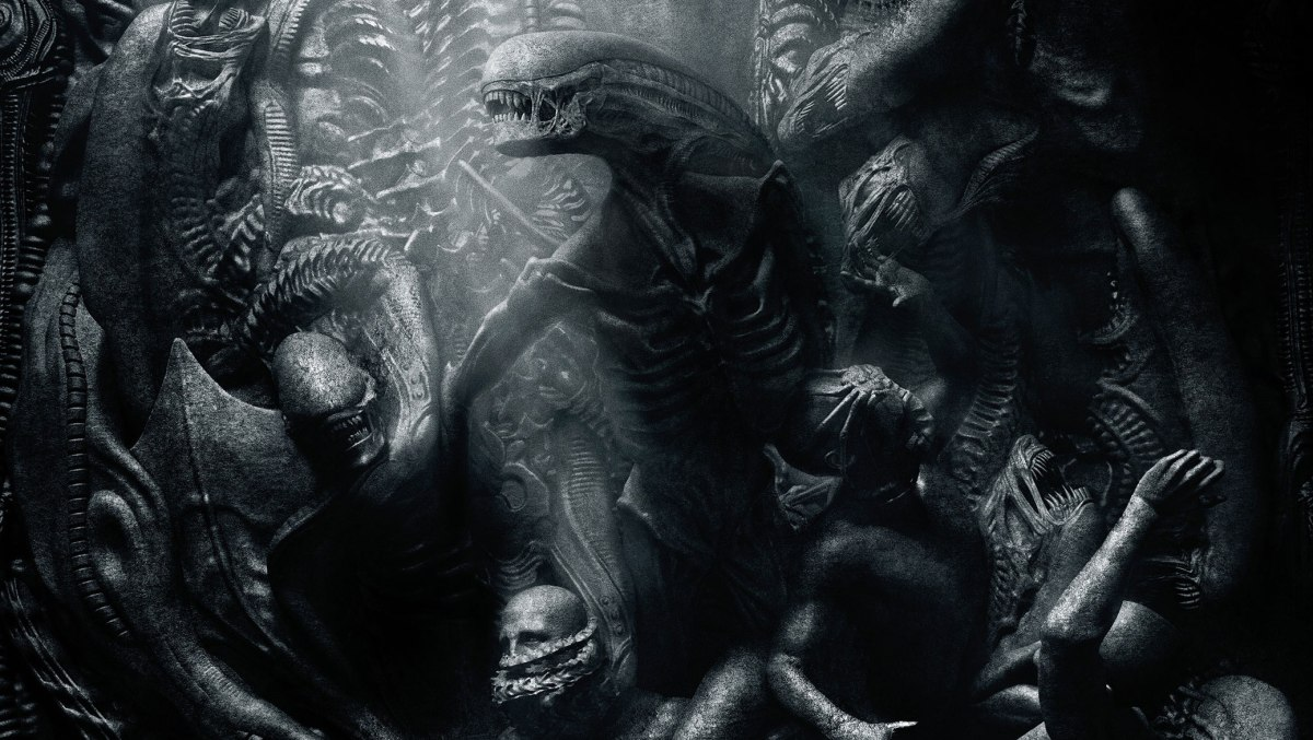 """Look on my works, ye Mighty, and despair."" - Alien Covenant Review"
