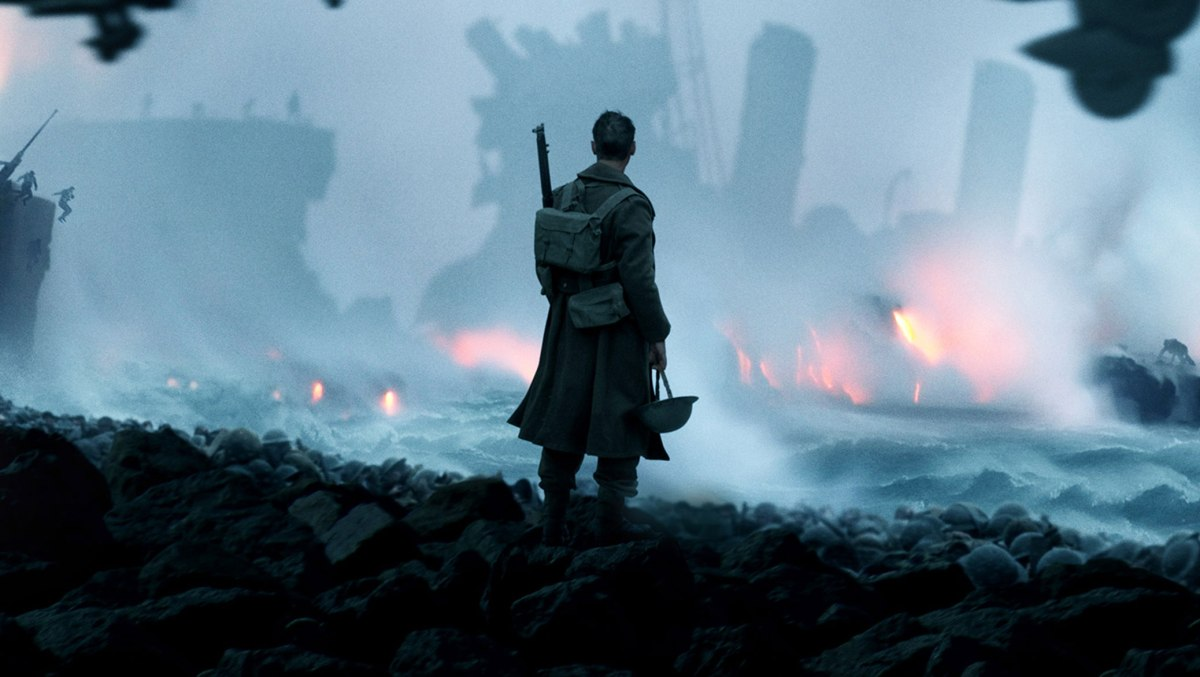 """We shall never surrender."" - Dunkirk Review"