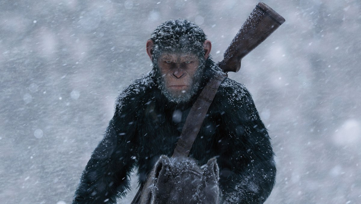 """APES TOGETHER STRONG!"" - War for the Planet of the Apes Review"