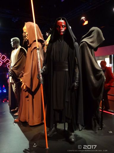 Star Wars Identities 66