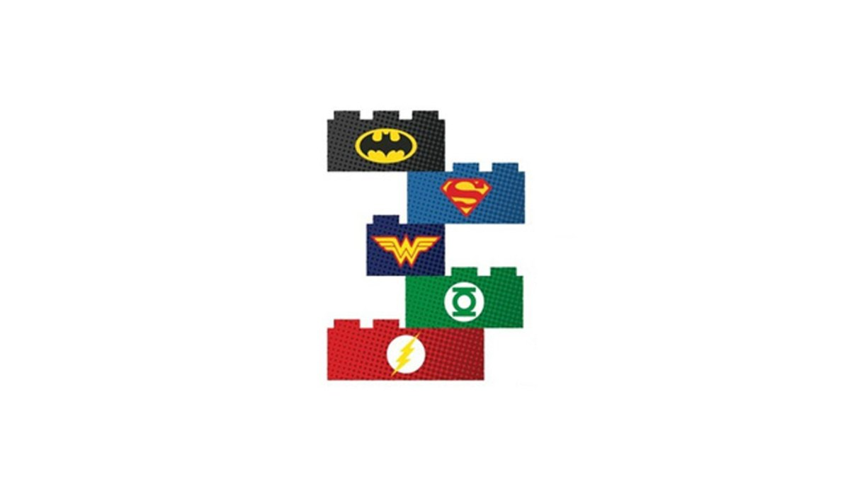 The Art of the Brick: DC Super Heroes Review