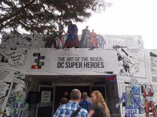 The Art of the Brick (DC Superheroes) 01