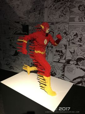 The Art of the Brick (DC Superheroes) 04