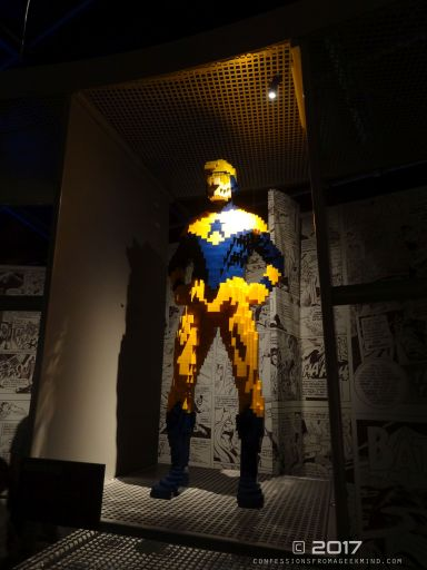 The Art of the Brick (DC Superheroes) 10