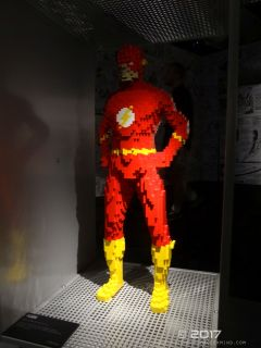 The Art of the Brick (DC Superheroes) 15