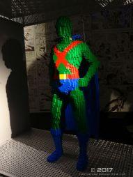 The Art of the Brick (DC Superheroes) 20