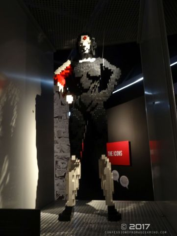 The Art of the Brick (DC Superheroes) 22