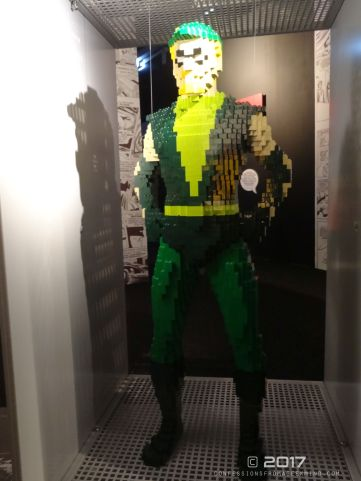 The Art of the Brick (DC Superheroes) 23