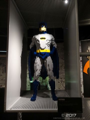 The Art of the Brick (DC Superheroes) 24