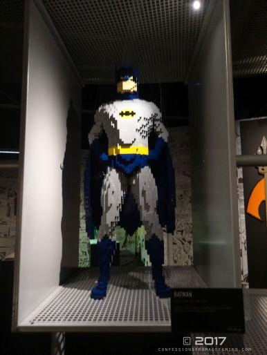 The Art of the Brick (DC Superheroes) 24