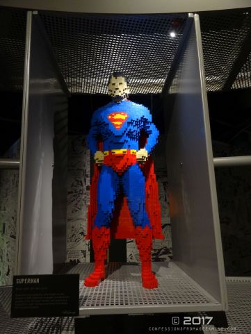 The Art of the Brick (DC Superheroes) 25