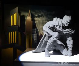 The Art of the Brick (DC Superheroes) 28