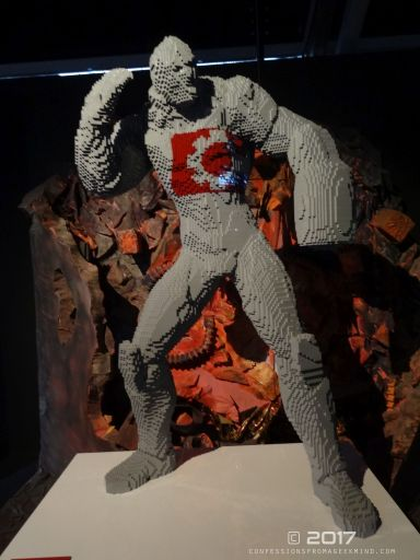 The Art of the Brick (DC Superheroes) 30
