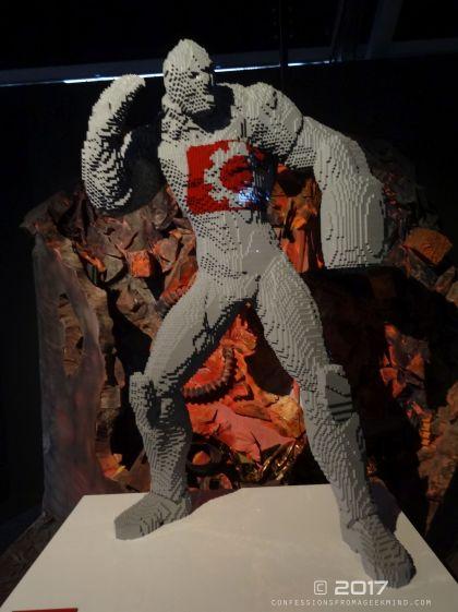 The Art of the Brick (DC Superheroes) 30