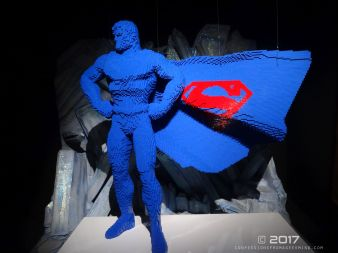 The Art of the Brick (DC Superheroes) 31