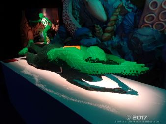 The Art of the Brick (DC Superheroes) 33