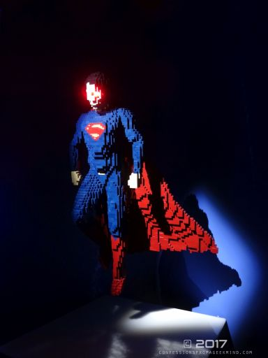 The Art of the Brick (DC Superheroes) 35