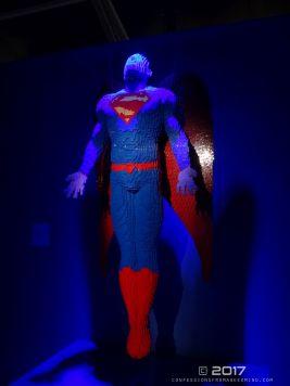 The Art of the Brick (DC Superheroes) 36