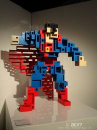 The Art of the Brick (DC Superheroes) 41