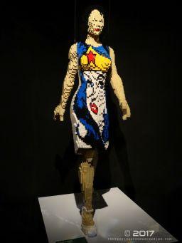 The Art of the Brick (DC Superheroes) 46