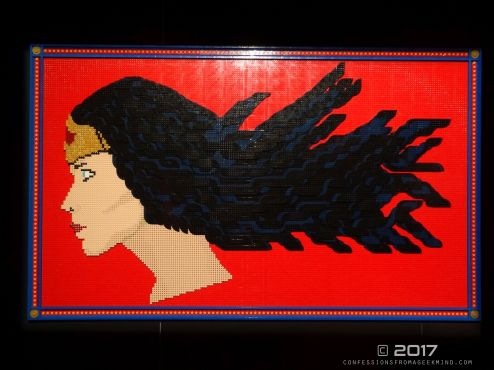 The Art of the Brick (DC Superheroes) 48